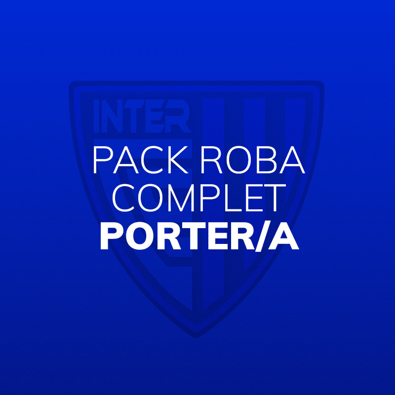 Pack Roba Complet Porter/a